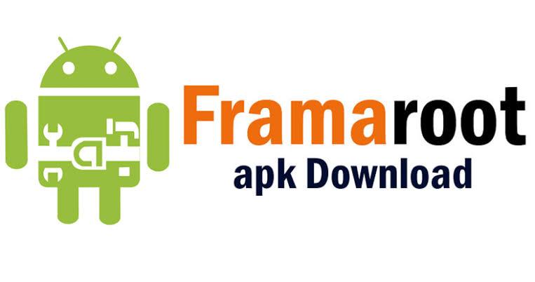 Cara menggunakan aplikasi Framaroot terbaru