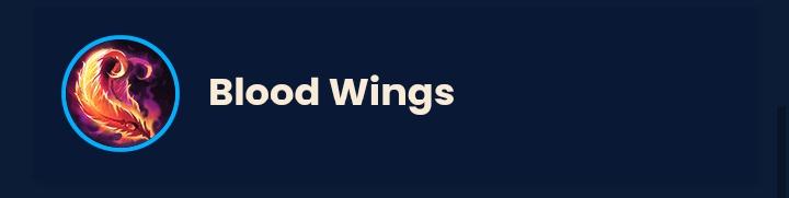 Item Mage mlbb blood wings