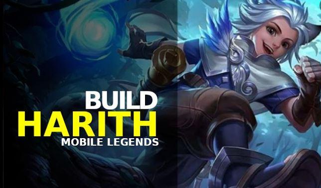build item harith mlbb