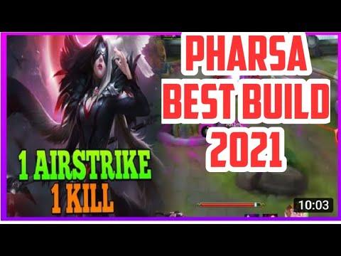 Build item pharsa