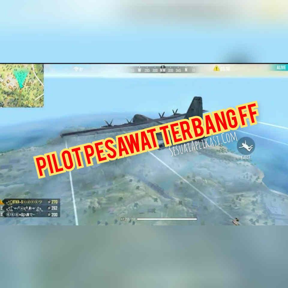 Siapa Pilot pesawat Ff
